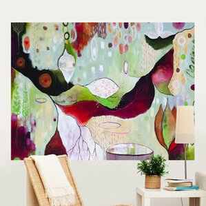 "Spring Forth 6' x 54"" Wall Mural"
