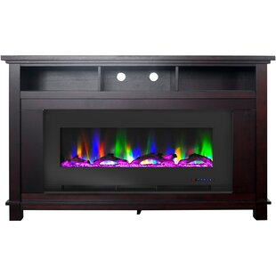 Aleksandra Electric Fireplace by Red Barrel Studio
