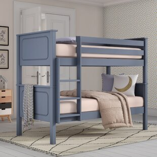 Bilton Single Bunk Bed By Harriet Bee