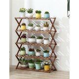 Dorton Rectangular Multi-Tiered Plant Stand by Freeport Park®