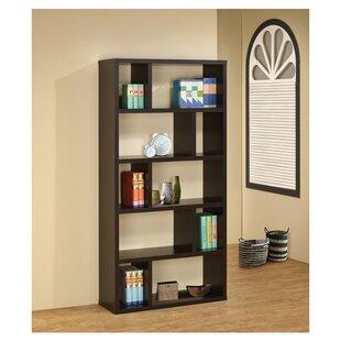 Felicia Geometric Bookcase by Wildon Home�