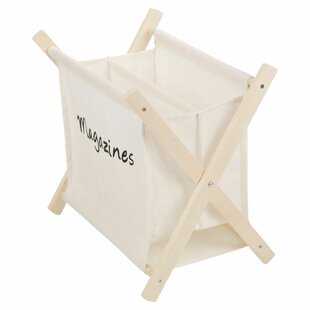Fruge Wooden Magazine Rack By 17 Stories