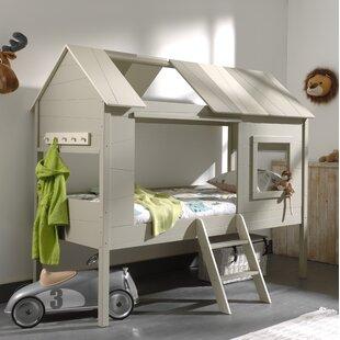 Etienne European Single Mid Sleeper Bed By Zoomie Kids