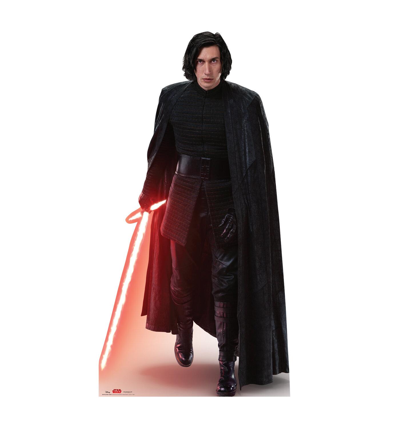 Advanced Graphics Star Wars Viii The Last Jedi Kylo Ren Action Cardboard Cutout Standup Reviews Wayfair