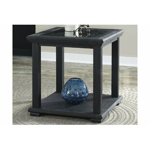 Best Edmore End Table By Canora Grey