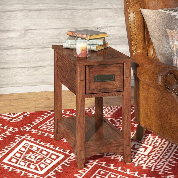 Merveilleux Loon Peak Barrett End Table With Storage U0026 Reviews | Wayfair