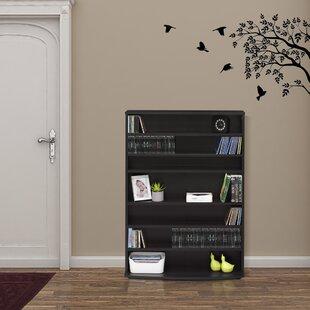 Crow 6 Tier Multimedia Storage Rack
