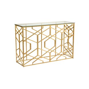 Wildwood Trellis Console Table