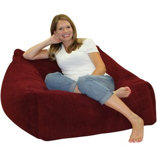 Solid Color Bean Bag Chair