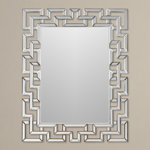 caja rectangle glass frame wall mirror - Mirror Frame
