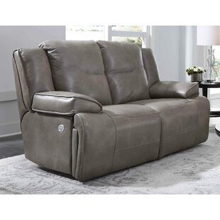 Showcase Reclining Loveseat by Southern M..
