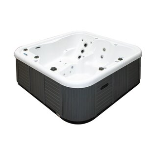 Corsica 5-Person 25-Jet Hot Tub  With LED Light By Passion Spas