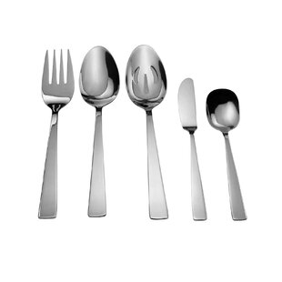 45 Piece Belarus Splendid Flatware Set, Service for 8
