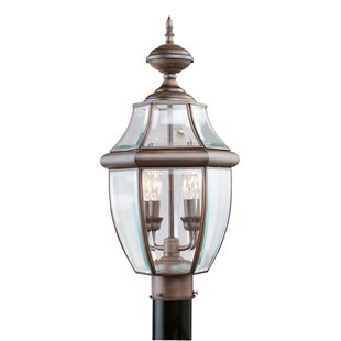Best Gullette Outdoor Post Light By Three Posts