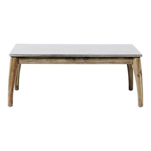 Seasonal Living Explorer Wings Wooden Coffee Table