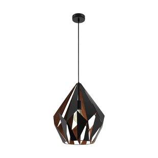 Mercury Row Dones 1-Light Pendant