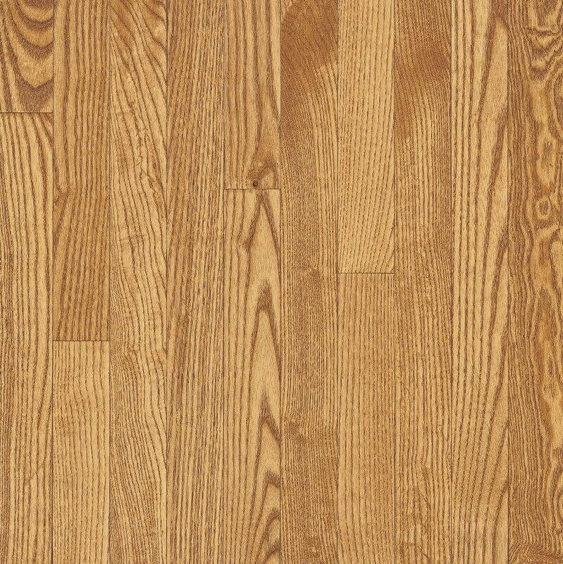 SAMPLE - Bristol™ Solid White Oak in Seashell