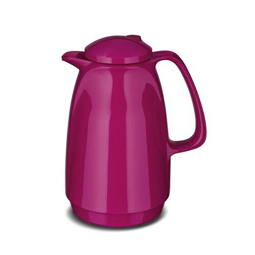 Vakuum Isolierkanne | Küche und Esszimmer > Besteck und Geschirr > Kannen und Wasserkessel | Himbeerrot | Glas | Rotpunkt