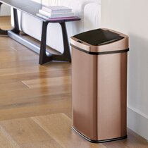 Kitchen Trash Cans Recycling On Sale Now Wayfair