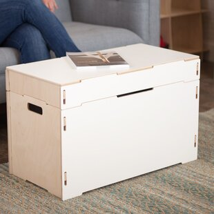 Paddock Trunk Coffee Table With Lift Top