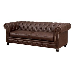 Compare & Buy Flounder Chesterfield Sofa by Darby Home Co Reviews (2019) & Buyer's Guide