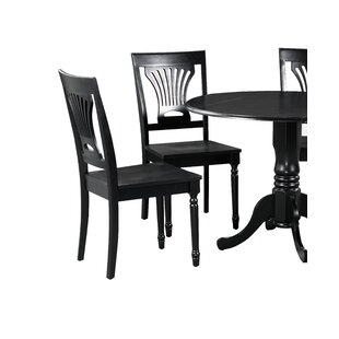 Brompton Solid Wood Dining Chair (Set of ..