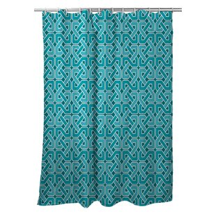 Christien Spa Day Single Shower Curtain