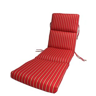 Red Barrel Studio Ed Indoor/Outdoor Sunbrella Chaise Lounge Cushion