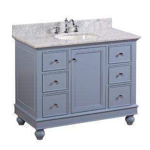 Bella 42 Single Bathroom Vanity Set
