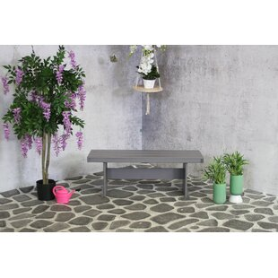 Leday Wooden Bench By Sol 72 Outdoor