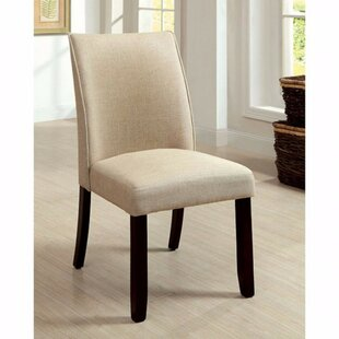 Pam Upholstered Dining Chair (Set Of 2) by Red Barrel Studio No Copoun