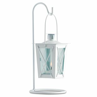 Mini Glass/Metal Lanterns (Set of 4)