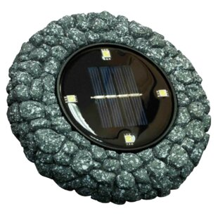 Helin 4-Light LED Well Light (Set Of 2) By Sol 72 Outdoor