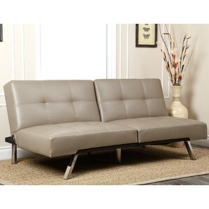Wonardo Convertible Sofa by Wade Logan