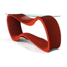 Loop Console Table by Arktura