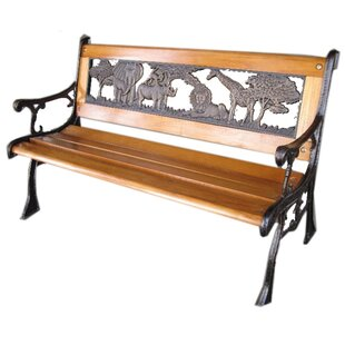 Corette Cast Iron Park Bench