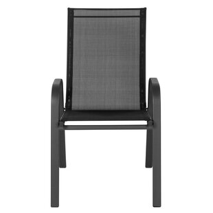 Scurry Stacking Patio Dining Chair