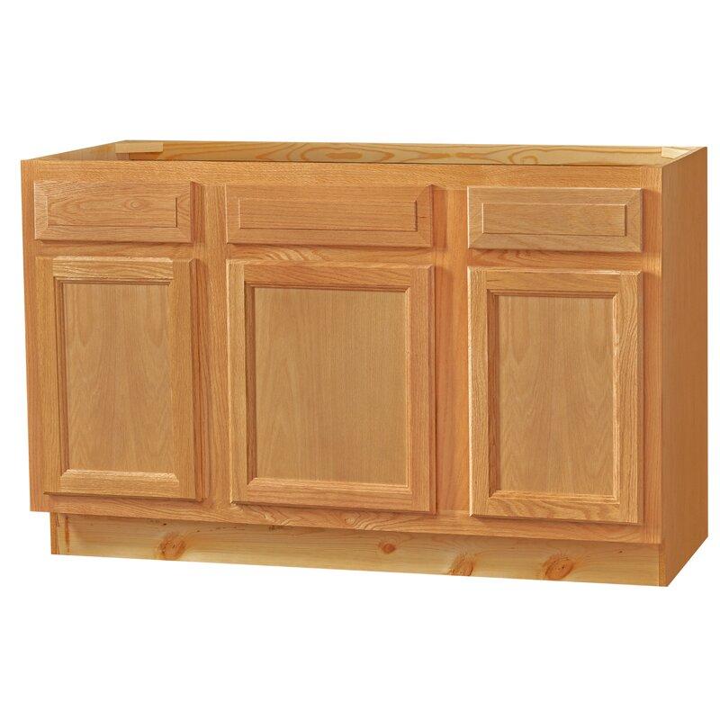 "Kitchen Kompact 30.5"" x 48"" Base Cabinet | Wayfair"