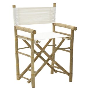 Whitaker Folding Director Chair By Bay Isle Home