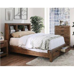 Bargain Arballo Storage Bed by Loon Peak Reviews (2019) & Buyer's Guide