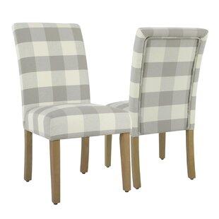Bricker Upholstered Chair (Set of 2)