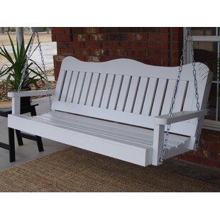Order Diekmeyer Decorative Porch Swing Reviews