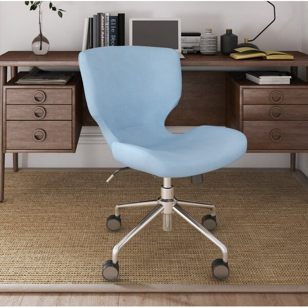 Elle Decor Madeline Hourglass Desk Chair & Reviews by Elle Decor