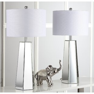 Best Price Mya 31.5 Table Lamp (Set of 2) By Willa Arlo Interiors