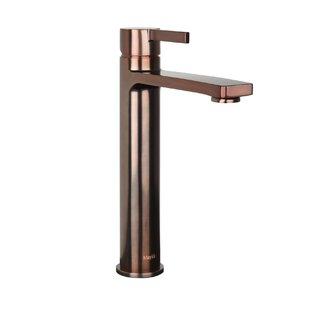 Maykke Friedrich Single hole Bathroom Faucet