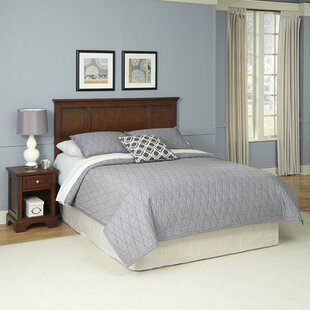 Borden Panel 2 Piece Bedroom Set