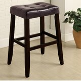 Lyndale Saddle 29 Bar Stool (Set of 2) by Alcott Hill®