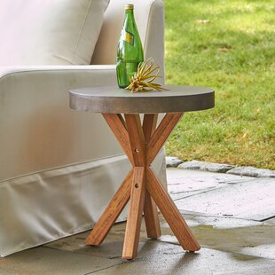 Mancini Round End Table