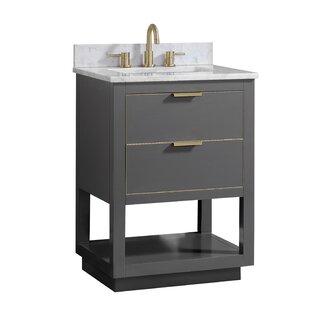 Wilbanks 24 Single Bathroom Vanity Set By Mercury Row