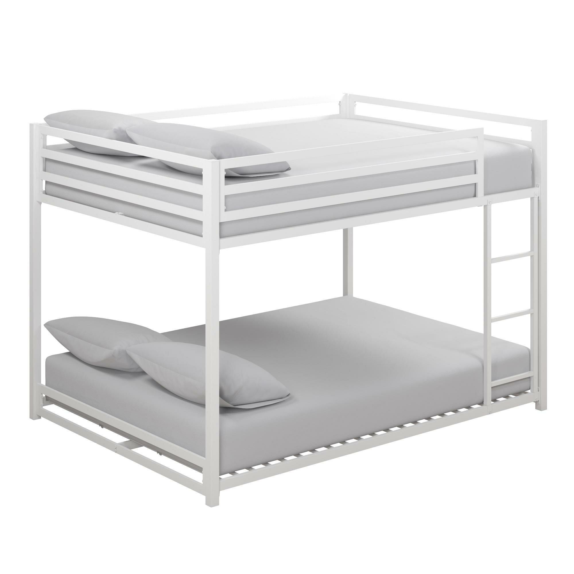 Simoneau Bunk Bed Reviews Allmodern
